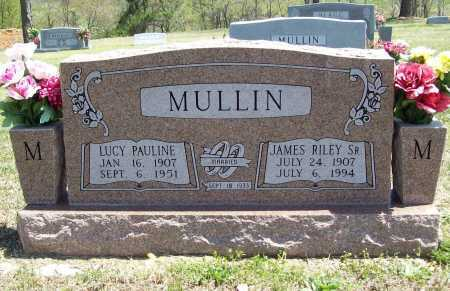 MULLIN, JAMES RILEY SR. - Benton County, Arkansas | JAMES RILEY SR. MULLIN - Arkansas Gravestone Photos
