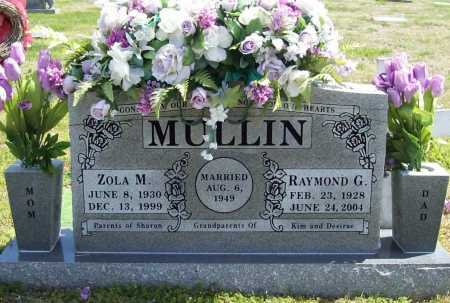SPENCE MULLIN, ZOLA MAE - Benton County, Arkansas | ZOLA MAE SPENCE MULLIN - Arkansas Gravestone Photos