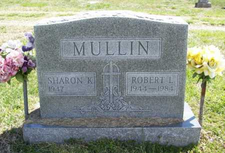 MULLIN, ROBERT L. - Benton County, Arkansas | ROBERT L. MULLIN - Arkansas Gravestone Photos