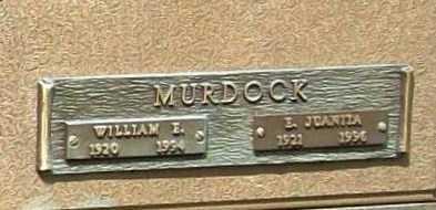 MURDOCK, E. JUANITA - Benton County, Arkansas | E. JUANITA MURDOCK - Arkansas Gravestone Photos