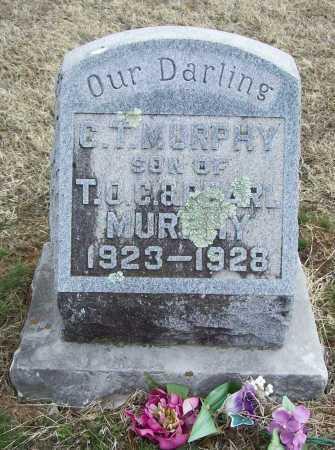MURPHY, C. T. - Benton County, Arkansas | C. T. MURPHY - Arkansas Gravestone Photos