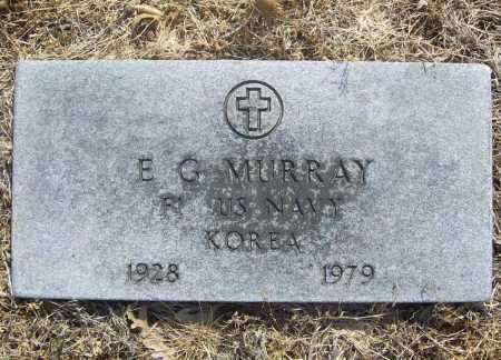 MURRAY (VETERAN KOR), E G - Benton County, Arkansas | E G MURRAY (VETERAN KOR) - Arkansas Gravestone Photos