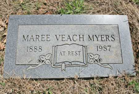 MYERS, MAREE - Benton County, Arkansas | MAREE MYERS - Arkansas Gravestone Photos