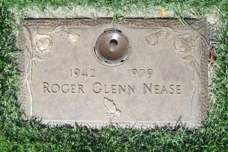 NEASE, ROGER GLENN - Benton County, Arkansas | ROGER GLENN NEASE - Arkansas Gravestone Photos