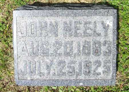 NEELY, JOHN - Benton County, Arkansas | JOHN NEELY - Arkansas Gravestone Photos