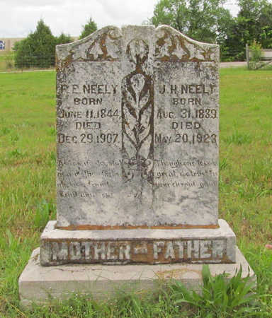 NEELY (VETERAN CSA), JAMES HENRY - Benton County, Arkansas | JAMES HENRY NEELY (VETERAN CSA) - Arkansas Gravestone Photos