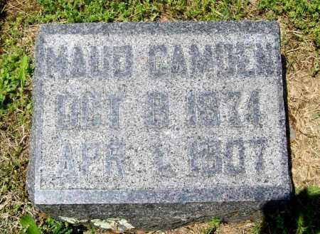 CAMDEN NEELY, MAUD - Benton County, Arkansas | MAUD CAMDEN NEELY - Arkansas Gravestone Photos