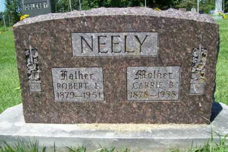 NEELY, ROBERT L. - Benton County, Arkansas | ROBERT L. NEELY - Arkansas Gravestone Photos