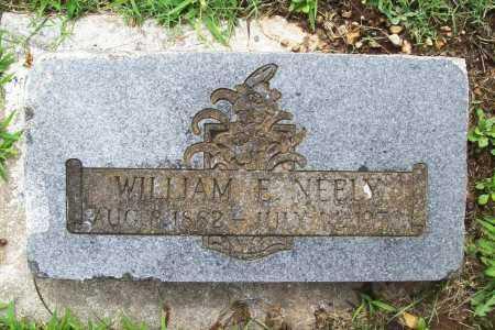 NEELY, WILLIAM E. - Benton County, Arkansas | WILLIAM E. NEELY - Arkansas Gravestone Photos