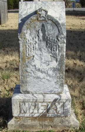 NEELY, WILLIAM - Benton County, Arkansas | WILLIAM NEELY - Arkansas Gravestone Photos