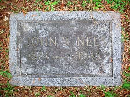 NEES, JOHN W. - Benton County, Arkansas | JOHN W. NEES - Arkansas Gravestone Photos