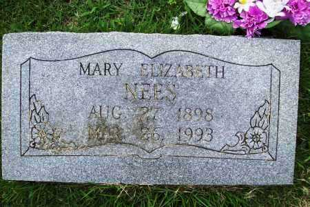 NEES, MARY ELIZABETH - Benton County, Arkansas | MARY ELIZABETH NEES - Arkansas Gravestone Photos