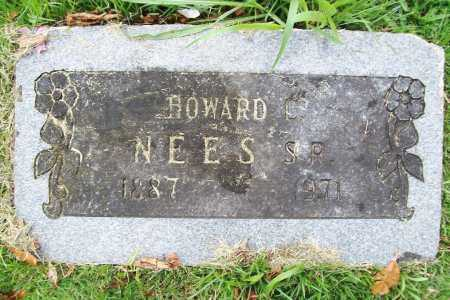 NEESE, HOWARD L. SR. - Benton County, Arkansas | HOWARD L. SR. NEESE - Arkansas Gravestone Photos