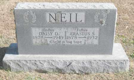 MORGAN NEIL, DAISY D. - Benton County, Arkansas | DAISY D. MORGAN NEIL - Arkansas Gravestone Photos