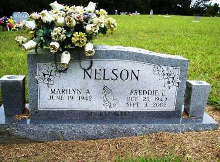 NELSON, FREDDIE EUGENE - Benton County, Arkansas | FREDDIE EUGENE NELSON - Arkansas Gravestone Photos