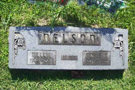 NELSON, NOBLE T. - Benton County, Arkansas | NOBLE T. NELSON - Arkansas Gravestone Photos