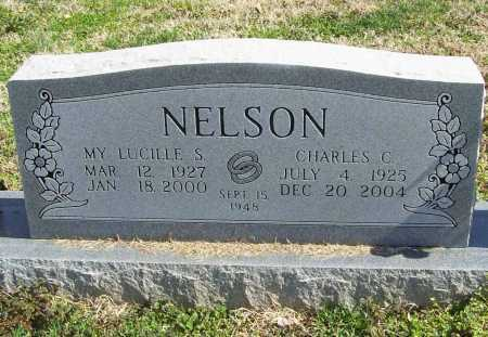 BROTHERS NELSON, LUCILLE S. - Benton County, Arkansas | LUCILLE S. BROTHERS NELSON - Arkansas Gravestone Photos