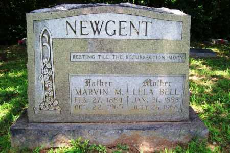 NEWGENT, MARVIN M. - Benton County, Arkansas | MARVIN M. NEWGENT - Arkansas Gravestone Photos