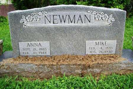 NEWMAN, MIKE - Benton County, Arkansas | MIKE NEWMAN - Arkansas Gravestone Photos