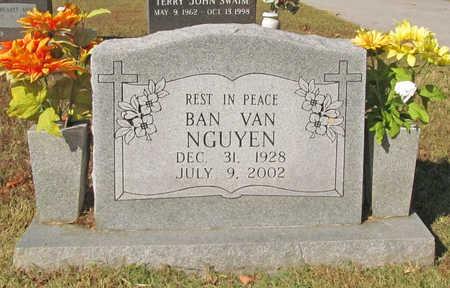 NGUYEN, BAN VAN - Benton County, Arkansas | BAN VAN NGUYEN - Arkansas Gravestone Photos