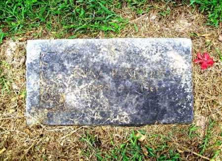 NICHOLS, ANNA R. - Benton County, Arkansas | ANNA R. NICHOLS - Arkansas Gravestone Photos