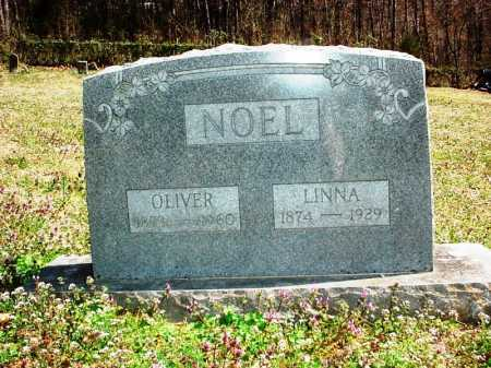 NOEL, LINNA - Benton County, Arkansas | LINNA NOEL - Arkansas Gravestone Photos