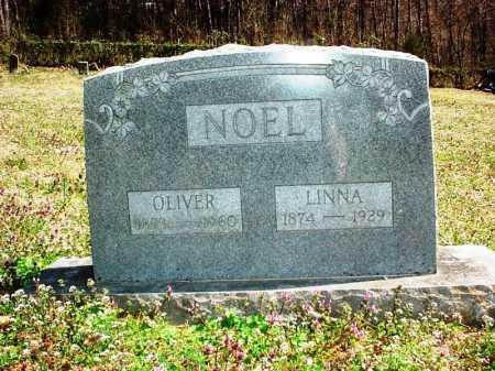 NOEL, OLIVER - Benton County, Arkansas | OLIVER NOEL - Arkansas Gravestone Photos