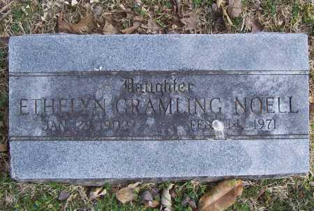 GRAMLING NOELL, ETHELYN - Benton County, Arkansas | ETHELYN GRAMLING NOELL - Arkansas Gravestone Photos