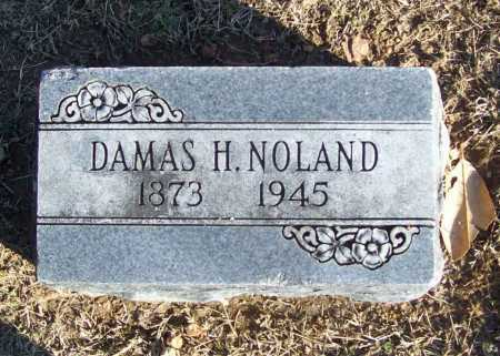 NOLAND, DAMAS HAYDEN - Benton County, Arkansas | DAMAS HAYDEN NOLAND - Arkansas Gravestone Photos