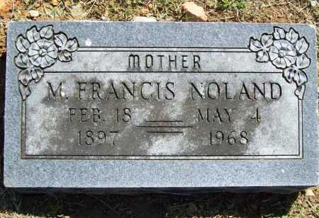 "NOLAND, MARY FRANCIS ""EFFIE"" - Benton County, Arkansas 