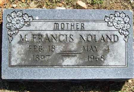 "TUCKER NOLAND, MARY FRANCIS ""EFFIE"" - Benton County, Arkansas | MARY FRANCIS ""EFFIE"" TUCKER NOLAND - Arkansas Gravestone Photos"