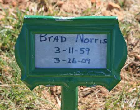 NORRIS, BRAD F. - Benton County, Arkansas | BRAD F. NORRIS - Arkansas Gravestone Photos