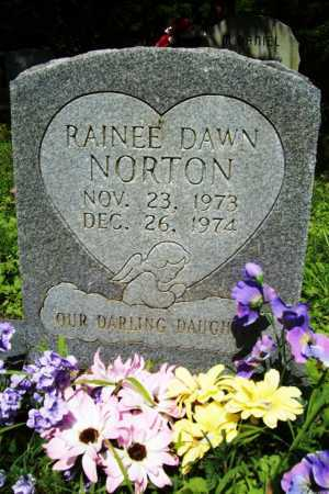 NORTON, RAINEE DAWN - Benton County, Arkansas | RAINEE DAWN NORTON - Arkansas Gravestone Photos