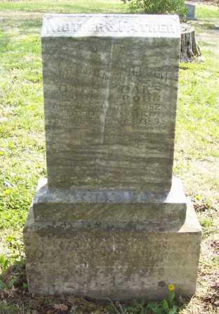 OAK(E)S, WILLIAM - Benton County, Arkansas | WILLIAM OAK(E)S - Arkansas Gravestone Photos