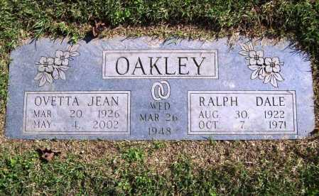 OAKLEY, OVETTA JEAN - Benton County, Arkansas | OVETTA JEAN OAKLEY - Arkansas Gravestone Photos