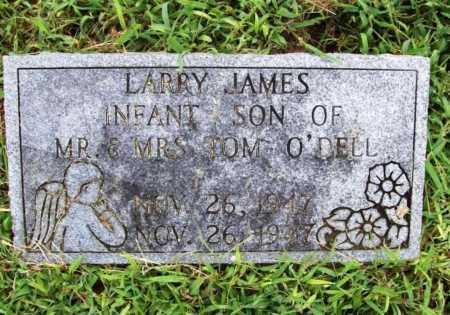 O'DELL, LARRY JAMES - Benton County, Arkansas   LARRY JAMES O'DELL - Arkansas Gravestone Photos