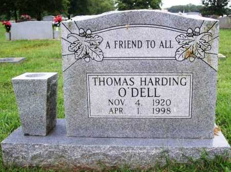 O'DELL, THOMAS HARDING - Benton County, Arkansas | THOMAS HARDING O'DELL - Arkansas Gravestone Photos