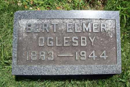 OGLESBY, BERT ELMER - Benton County, Arkansas | BERT ELMER OGLESBY - Arkansas Gravestone Photos