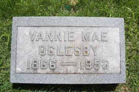 OGLESBY, VANNIE MAE - Benton County, Arkansas | VANNIE MAE OGLESBY - Arkansas Gravestone Photos