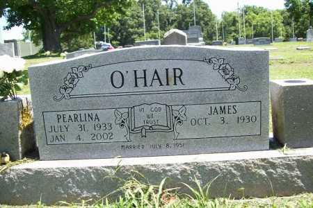 PETERS O'HAIR, PEARLINA - Benton County, Arkansas | PEARLINA PETERS O'HAIR - Arkansas Gravestone Photos