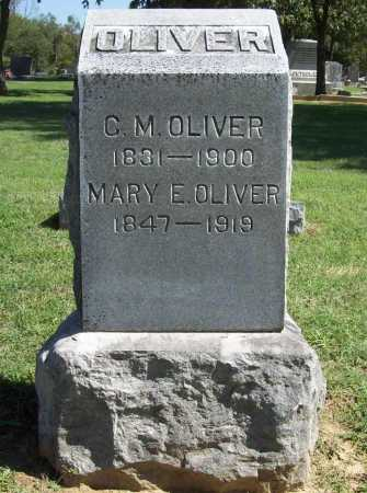 WELLS OLIVER, MARY ELIZABETH - Benton County, Arkansas | MARY ELIZABETH WELLS OLIVER - Arkansas Gravestone Photos