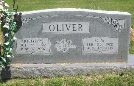 OLIVER (VETERAN), CHARLES WENTON - Benton County, Arkansas | CHARLES WENTON OLIVER (VETERAN) - Arkansas Gravestone Photos