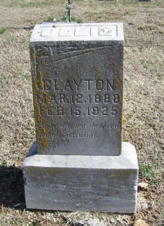 OLLIE, CLAYTON - Benton County, Arkansas | CLAYTON OLLIE - Arkansas Gravestone Photos