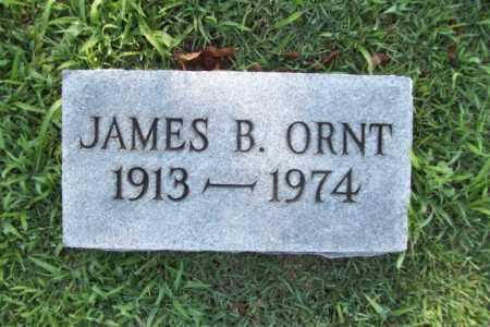 ORNT, JAMES B. - Benton County, Arkansas | JAMES B. ORNT - Arkansas Gravestone Photos