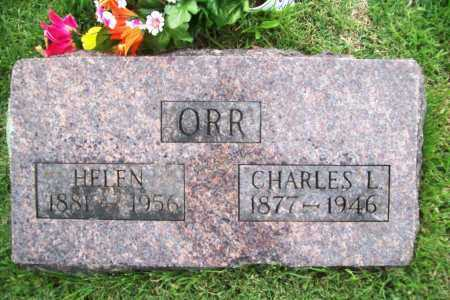 ORR, CHARLES L. - Benton County, Arkansas | CHARLES L. ORR - Arkansas Gravestone Photos