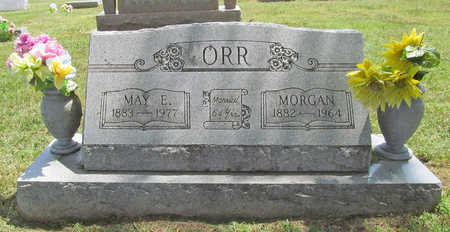 ORR, MORGAN - Benton County, Arkansas | MORGAN ORR - Arkansas Gravestone Photos
