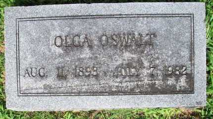 OSWALT, OLGA - Benton County, Arkansas | OLGA OSWALT - Arkansas Gravestone Photos