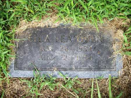 OWEN, ELLA LEA - Benton County, Arkansas | ELLA LEA OWEN - Arkansas Gravestone Photos