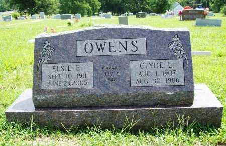 OWENS, CLYDE L. - Benton County, Arkansas | CLYDE L. OWENS - Arkansas Gravestone Photos