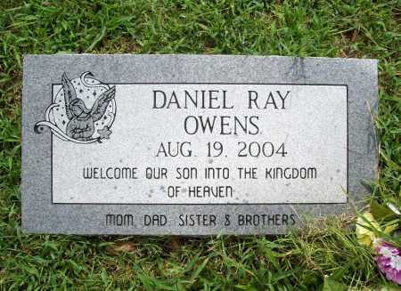 OWENS, DANIEL RAY - Benton County, Arkansas | DANIEL RAY OWENS - Arkansas Gravestone Photos